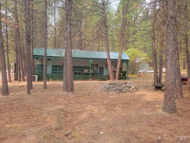 22 Lantz Way, Lowman, ID 83637 (MLS #98816417) :: Team One Group Real Estate