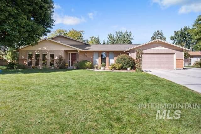 11100 W Chickadee Drive, Boise, ID 83709 (MLS #98816421) :: New View Team