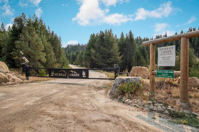 240 Upper Murray Creek Rd., Cascade, ID 83611 (MLS #98816457) :: City of Trees Real Estate