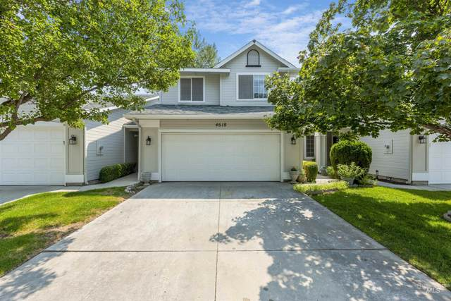 4618 N Carlsbad Way, Boise, ID 83703 (MLS #98816458) :: Trailhead Realty Group