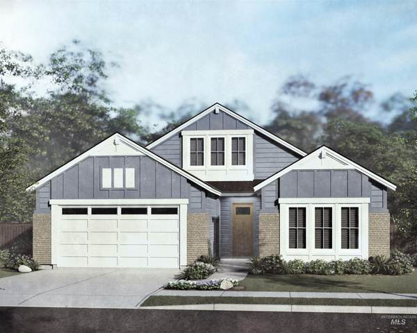 10357 Millgrain St., Nampa, ID 83687 (MLS #98816487) :: Story Real Estate