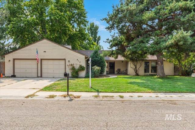 613 W Boone Ave, Nampa, ID 83651 (MLS #98816493) :: First Service Group