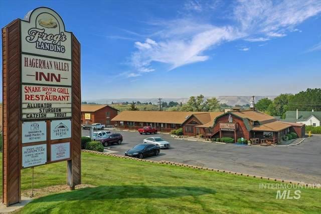 140 W Hagerman Ave., Hagerman, ID 83332 (MLS #98816526) :: Idaho Life Real Estate
