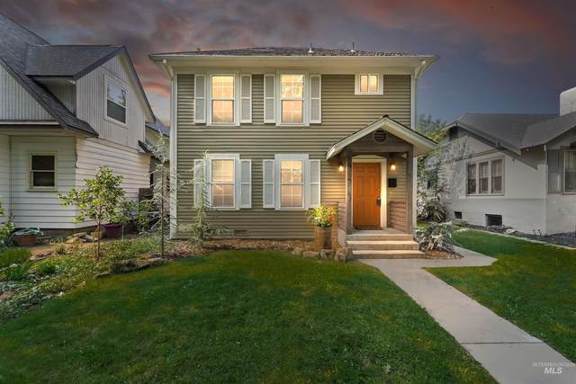 1419 E Bannock Street, Boise, ID 83712 (MLS #98816558) :: Team One Group Real Estate