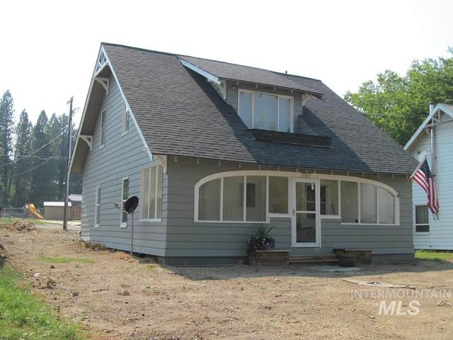 107 N Hillcrest Rd, Cascade, ID 83611 (MLS #98816572) :: Idaho Life Real Estate