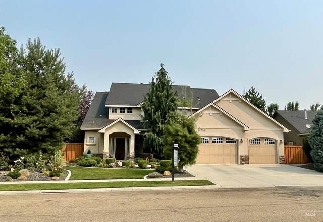 2068 W Tango Creek, Meridian, ID 83646 (MLS #98816591) :: Full Sail Real Estate