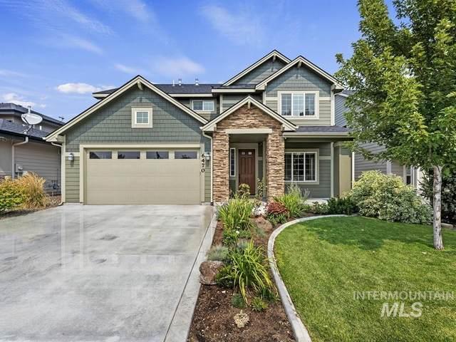 6470 E Bend Ridge St, Boise, ID 83716 (MLS #98816606) :: Boise River Realty