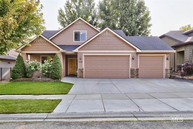 4398 S Constitution Ave, Boise, ID 83716 (MLS #98816627) :: Idaho Life Real Estate
