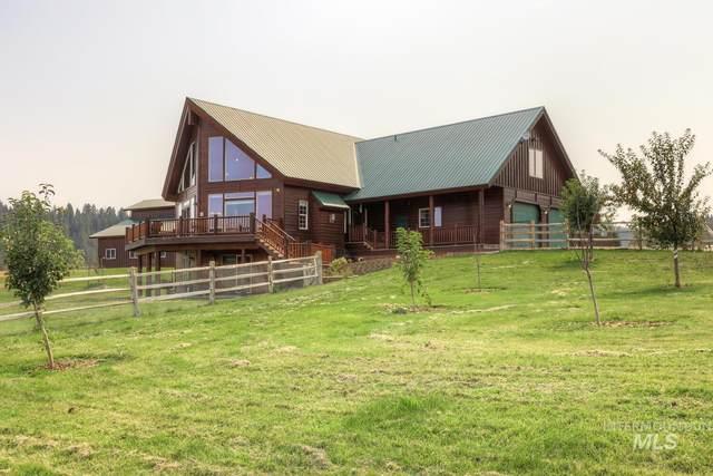 20 Bobcat Ct, Garden Valley, ID 83622 (MLS #98816646) :: Navigate Real Estate