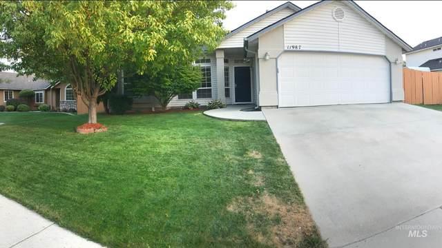 11987 W Rockhampton, Boise, ID 83709 (MLS #98816651) :: New View Team