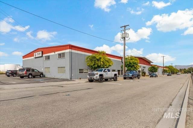 5656 W Morris Hill Rd, Boise, ID 83706 (MLS #98816677) :: Adam Alexander