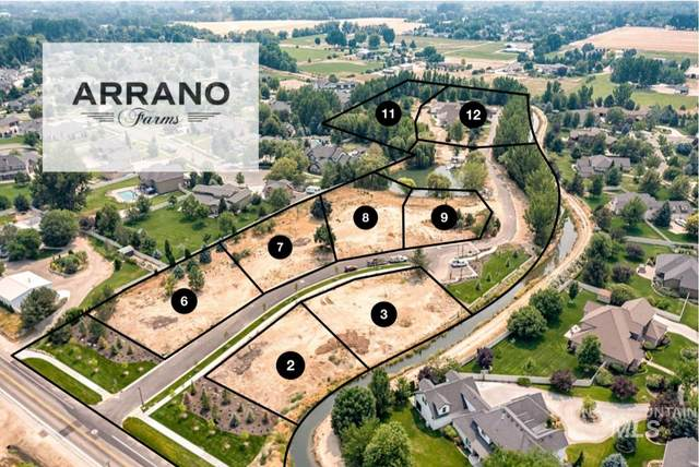 1190 N Arrano Farms Lane, Eagle, ID 83616 (MLS #98816687) :: Bafundi Real Estate