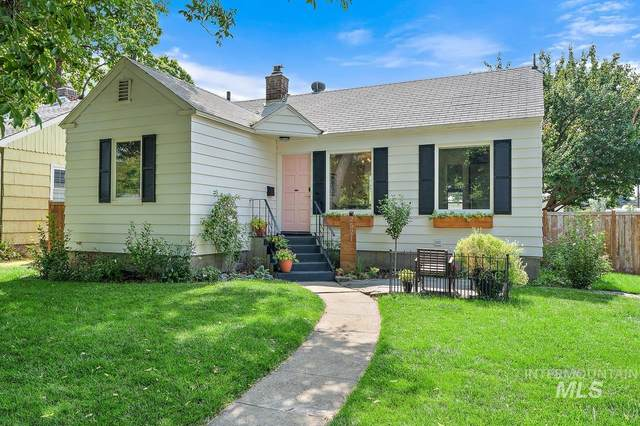 2521 W Jefferson St., Boise, ID 83702 (MLS #98816708) :: Team One Group Real Estate