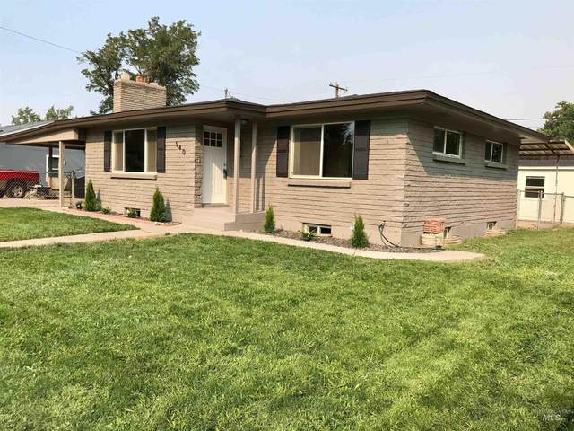 540 N 9th East, Mountain Home, ID 83647 (MLS #98816742) :: First Service Group