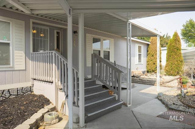 700 E Fairview Ave. #185, Meridian, ID 83642 (MLS #98816772) :: First Service Group