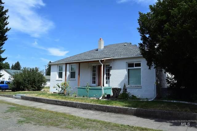 709 Oak Street, Nezperce, ID 83543 (MLS #98816774) :: Boise River Realty