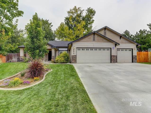 642 N Lauren Ave., Kuna, ID 83634 (MLS #98816791) :: Scott Swan Real Estate Group