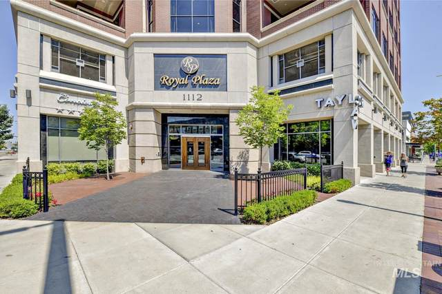 1112 W Main Street #602, Boise, ID 83702 (MLS #98816836) :: Full Sail Real Estate