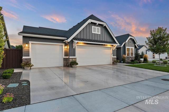 4225 Sunny Cove St., Meridian, ID 83646 (MLS #98816853) :: Epic Realty