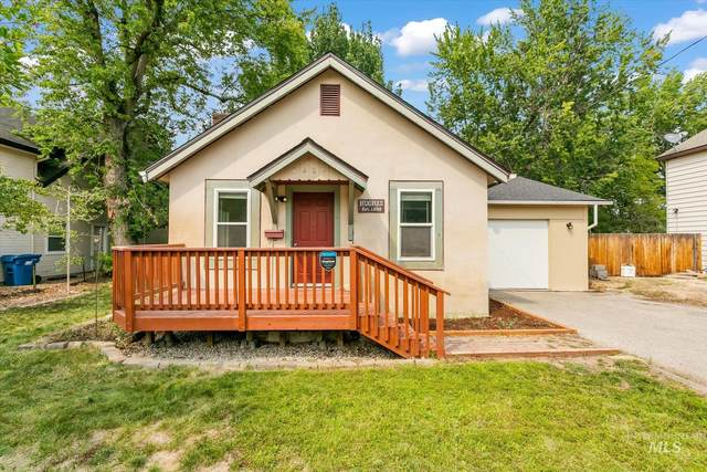 4624 W Gage Street, Boise, ID 83706 (MLS #98816892) :: Navigate Real Estate