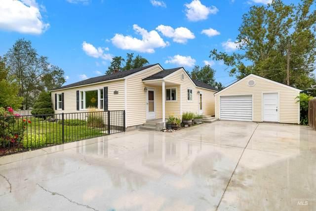 109 E Woodvine St, Boise, ID 83706 (MLS #98816896) :: Full Sail Real Estate