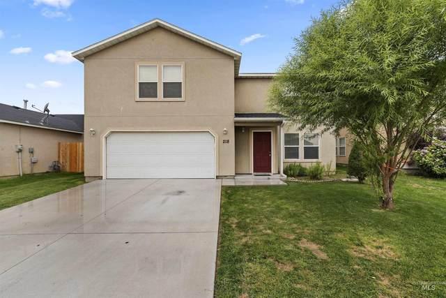 218 Middlepark Way, Caldwell, ID 83605 (MLS #98816910) :: Story Real Estate