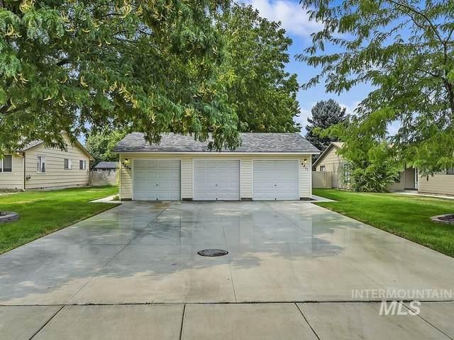 4209- 4211 Vera, Boise, ID 83704 (MLS #98816923) :: New View Team