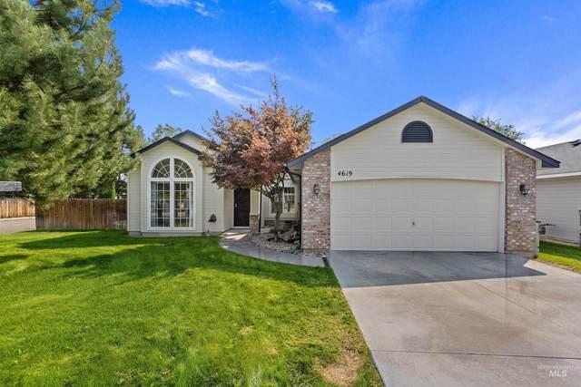 4619 W Garden Court, Boise, ID 83705 (MLS #98816955) :: Idaho Real Estate Advisors