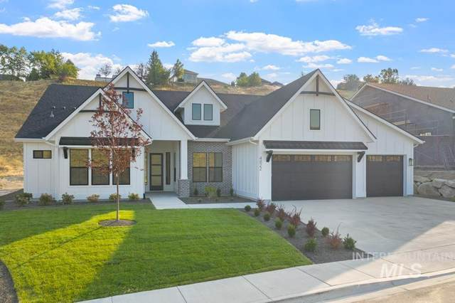 4822 N Eyrie Way, Boise, ID 83703 (MLS #98816958) :: First Service Group