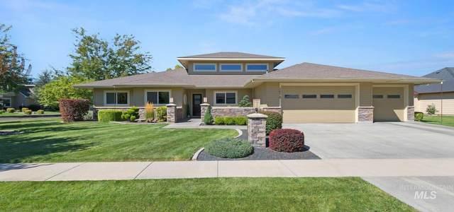 2098 W. Bear Creek Drive, Nampa, ID 83686 (MLS #98817005) :: Idaho Real Estate Advisors