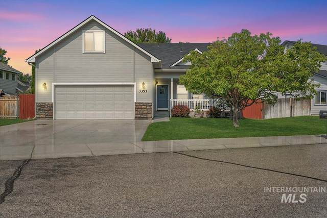 3353 S Featherly Way, Boise, ID 83709 (MLS #98817034) :: Scott Swan Real Estate Group