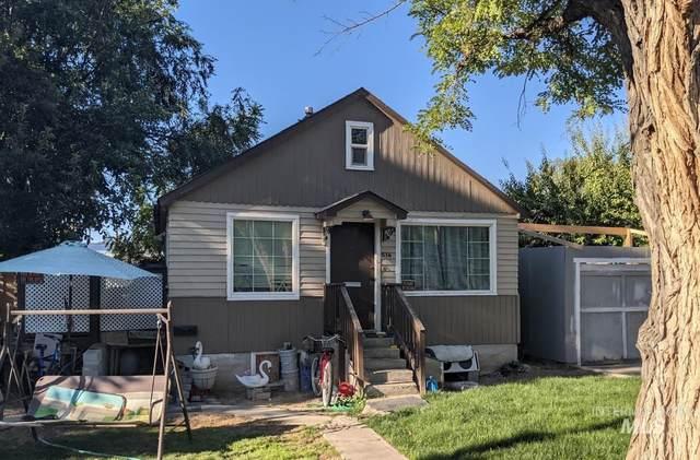 516 E Sherman Ave, Nampa, ID 83686 (MLS #98817048) :: Navigate Real Estate