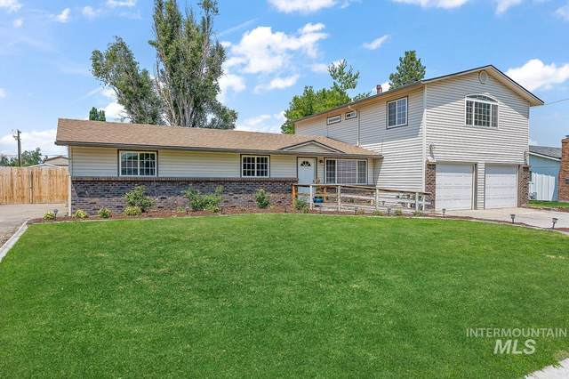 1308 W Hudson, Nampa, ID 83651 (MLS #98817162) :: Trailhead Realty Group