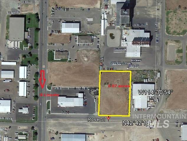 TBD Rose St., Jerome, ID 83338 (MLS #98817206) :: Epic Realty