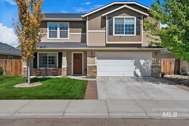 11082 W Dreamcatcher St., Boise, ID 83709 (MLS #98817210) :: Scott Swan Real Estate Group