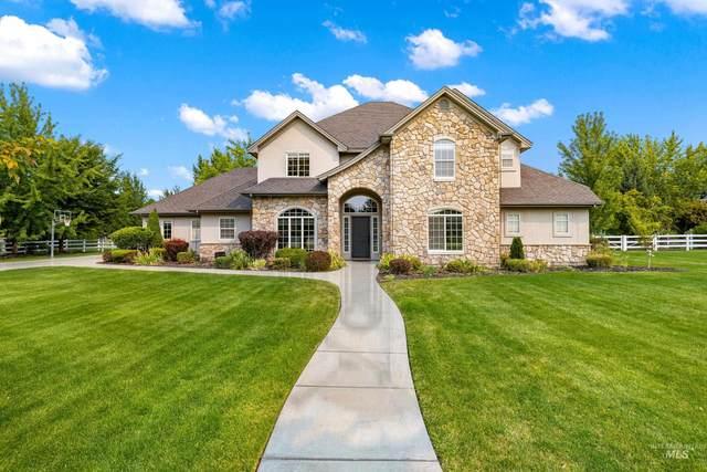 4356 W Morgan Creek, Eagle, ID 83616 (MLS #98817217) :: Bafundi Real Estate
