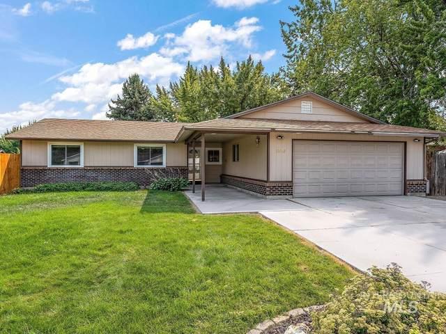 10743 W Winterhawk Drive, Boise, ID 83709 (MLS #98817218) :: City of Trees Real Estate