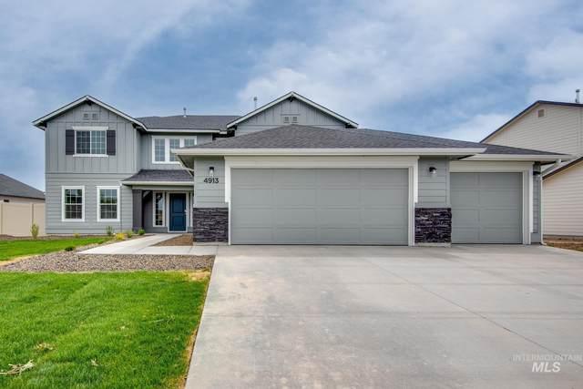 5048 W Vanderbilt Dr, Meridian, ID 83646 (MLS #98817234) :: Scott Swan Real Estate Group