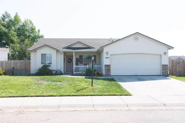3005 Mimosa Ln, Emmett, ID 83617 (MLS #98817260) :: Scott Swan Real Estate Group