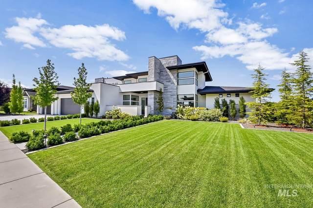 1436 W Windbreaker Lane, Eagle, ID 83616 (MLS #98817262) :: Build Idaho