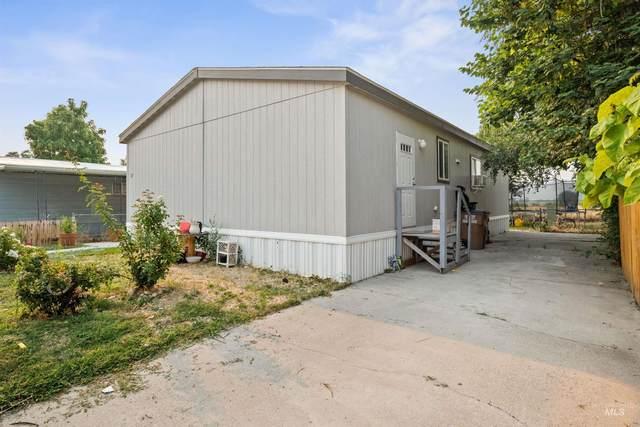 701 Monte Vista Dr #57, Emmett, ID 83617 (MLS #98817270) :: Story Real Estate