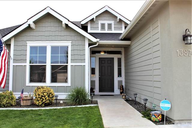 13874 Piano Ave, Nampa, ID 83651 (MLS #98817274) :: Scott Swan Real Estate Group