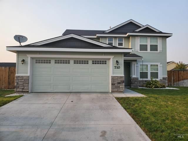 710 SW Huebert St, Mountain Home, ID 83647 (MLS #98817316) :: Boise River Realty