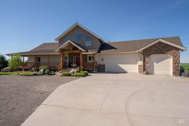 1600 Pleasant Hill Dr, Ashton, ID 83420 (MLS #98817322) :: Full Sail Real Estate