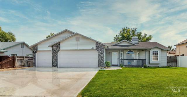 429 S Valley Dr., Nampa, ID 83686 (MLS #98817328) :: New View Team