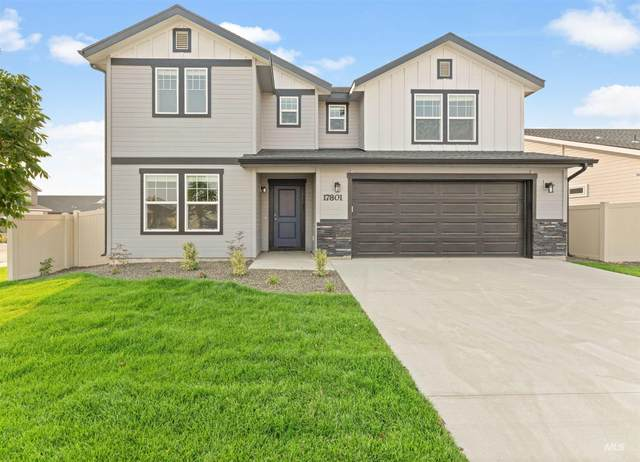 17801 Goose Ridge Ave, Nampa, ID 83687 (MLS #98817339) :: Team One Group Real Estate