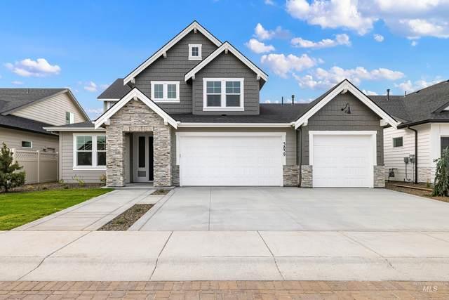 3839 W Torana Dr, Meridian, ID 83646 (MLS #98817349) :: Build Idaho