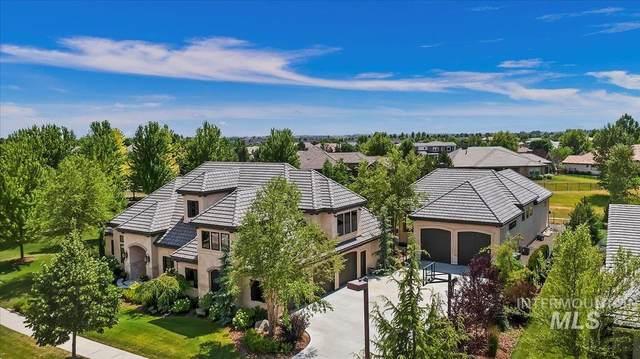 7055 N Sienna Glen Way, Meridian, ID 83646 (MLS #98817381) :: Build Idaho