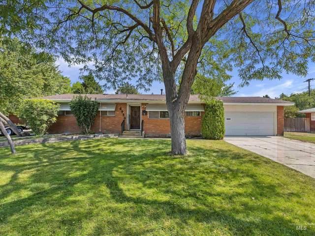 6930 W Ashland, Boise, ID 83709 (MLS #98817386) :: City of Trees Real Estate