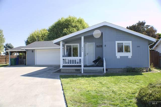 830 Juniper Ct, Lewiston, ID 83501 (MLS #98817449) :: Boise River Realty